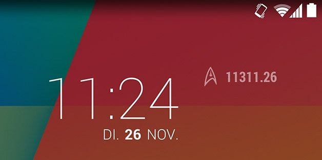 dashclock stardate lockscreen