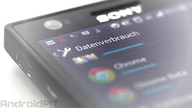 datenverbrauch android