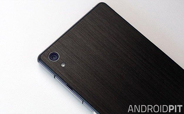 dbrand skins xperia z2 black titanium