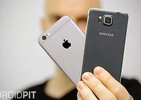 Samsung Galaxy Alpha vs iPhone 6 - La Guerra de los Mundos