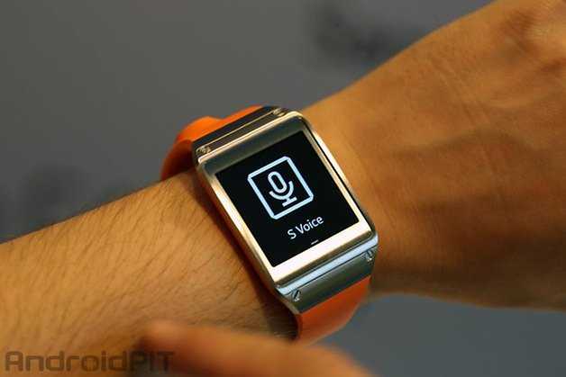 galaxy gear s voice
