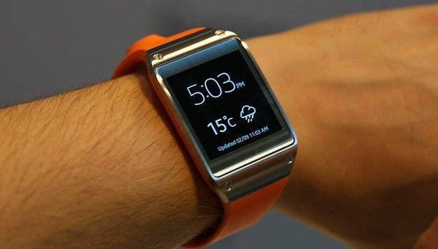 La Samsung Galaxy Gear sera compatible avec 8 autres appareils