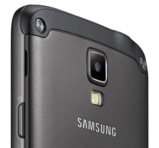 galaxy s4 active detail kamera