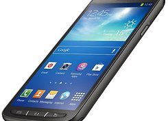 galaxy s4 active front
