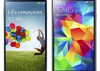 Comparación del Galaxy S5 vs Galaxy S4 - ¿Hay razones para cambiar?