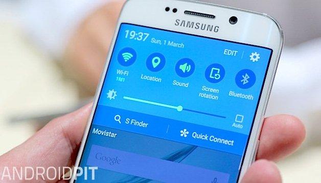 Vídeo hands-on do Galaxy S6 Edge: o Android mais bonito da Samsung