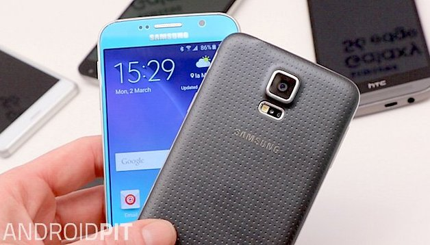 Pode o Galaxy S5 ser melhor que o Galaxy S6?