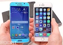 Samsung Galaxy s6 vs iPhone 6: primo round!