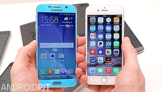 Galaxy S6 vs iPhone 6 comparison: who makes the better iPhone?