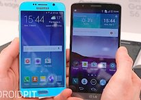 Test comparatif Samsung Galaxy S6 vs LG G3
