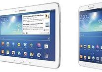 Samsung presenta il Galaxy Tab 3 8.0 e 10.1 [aggiornato]