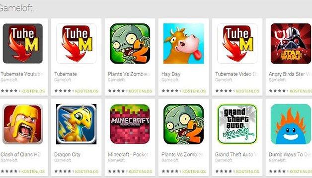 Google Play Store: Falsche Apps und Spiele im Umlauf