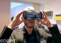 Samsung Gear VR im ersten Test: Hands-On mit der Wearable-Zukunft