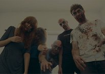 Halloween-Video: Zombies bei AndroidPIT!