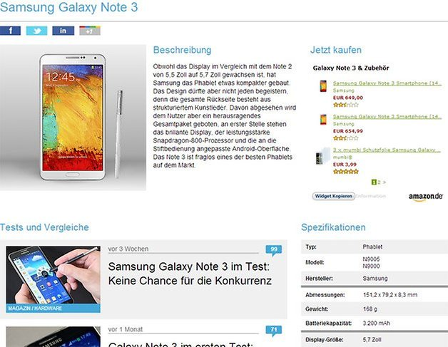 hardware galaxy note 3