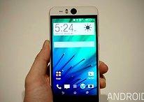 HTC Desire Eye im ersten Test: Hands-On mit dem Selfie-Phone