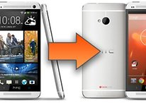 Switch:  Sense 5 and Pure Android on a HTC One