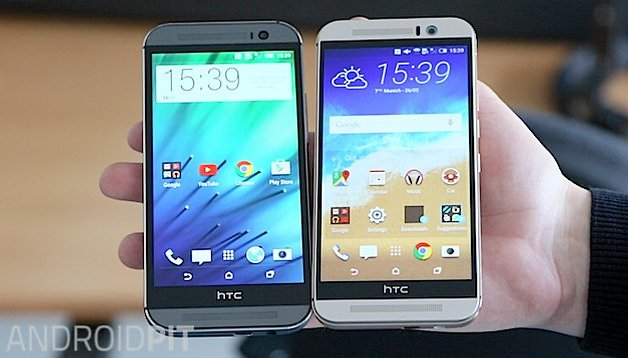 HTC One M8s vs. HTC One M9: Eine echte Alternative zum Flaggschiff?