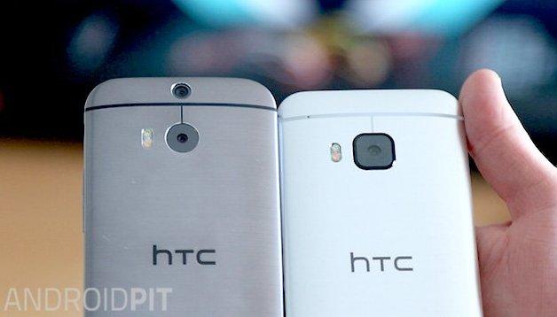 HTC One E9 è ufficiale: display in Full HD e fotocamera da 13MP!