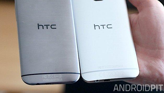 HTC One M9: Ein Griff ins Klo(nen)