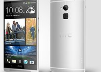 HTC One max offiziell vorgestellt: Phablet mit Fingerabdruck-Sensor