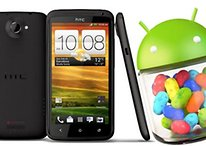 HTC One X: Vorabversion von Jelly Bean