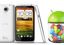 HTC One X Update: Jelly Bean rollt in Asien aus, One S soll folgen
