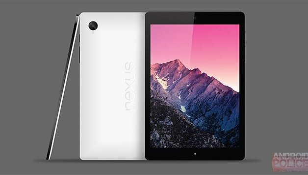 Nexus 9: vaza nova foto do tablet