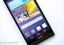 Huawei Ascend P6 - Un smartphone Android con estética de iPhone