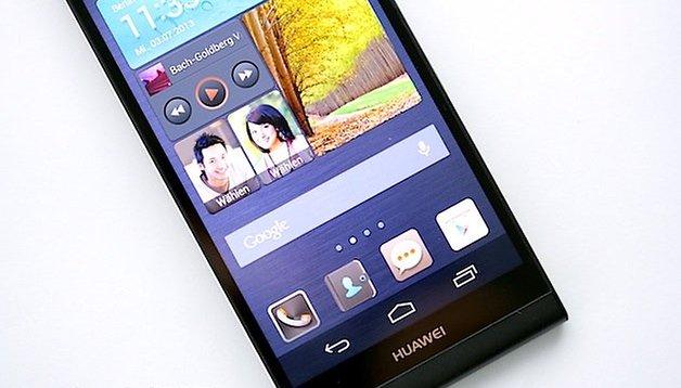 Huawei Ascend P6 im Test: Mehr als nur eine iPhone-Kopie