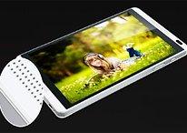 MediaPad M1: Huawei präsentiert 8-Zoll-Tablet aus Alu