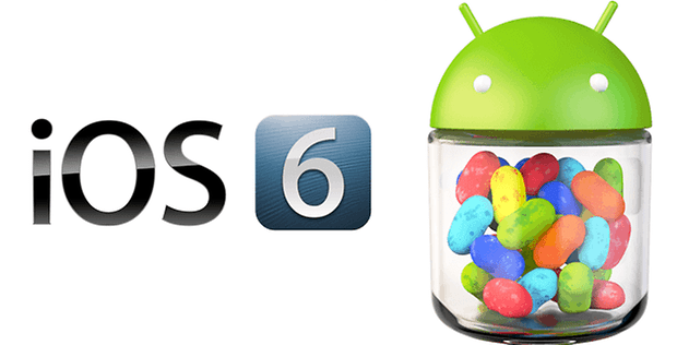 ios6 contro android