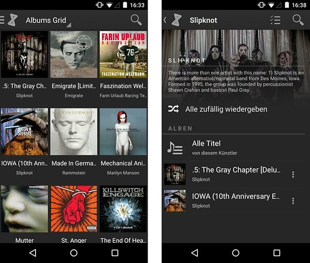doubletwist android app screenshot