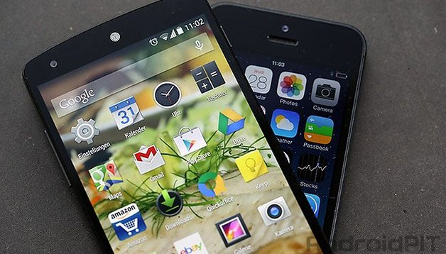 Android Vs. iOS: Things Uniquely Android