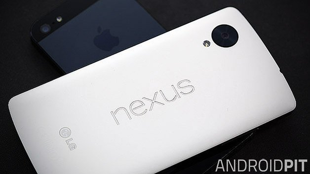 iphone 5 nexus 5 teaser