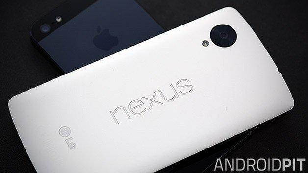 iphone 5 nexus 5 teaser