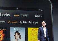Infografik: Kindle Fire HD vs. Nexus 7, iPad und mehr
