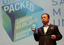JK Shin dá um basta nos rumores sobre o Galaxy S4