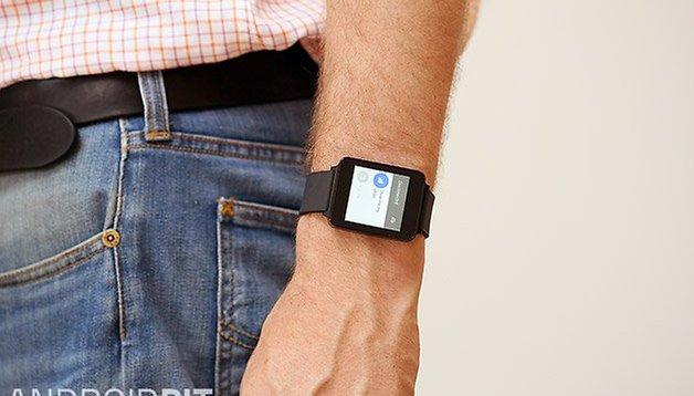 LG G Watch 2 arriving in September?