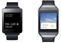 LG G Watch vs. Samsung Gear Live: specifiche a confronto
