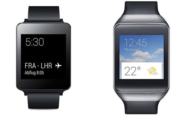 lg g watch samsung gear live