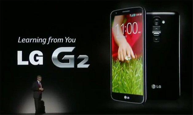 lg g2 presentation