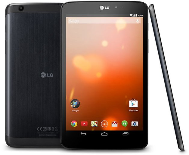 lg gpad google play edition