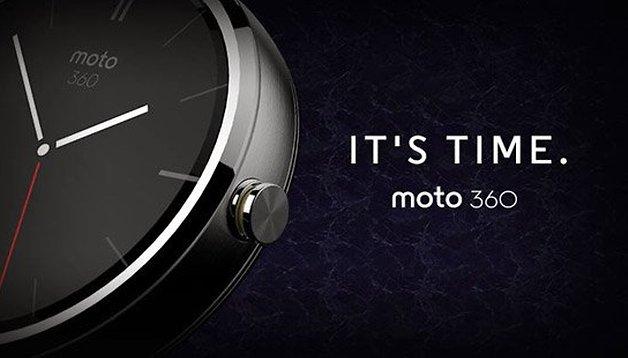 Moto 360: il primo Motorola indossabile con Android Wear