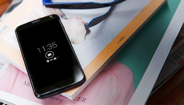Motorola Modalidade do Serviço traz novidades para tela ativa do Moto X