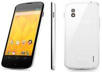 Le Nexus 4 blanc officiellement présenté