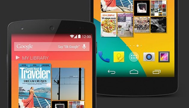 Android 4.4: The design changes at a glance