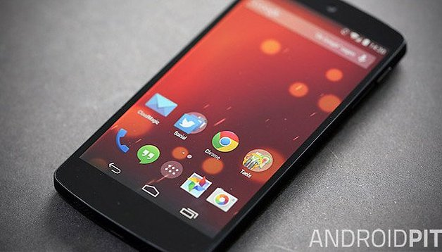 Nexus 5 made available for sale again in the Play Store