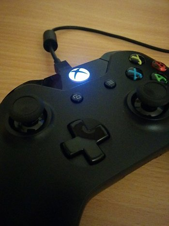 Nexus 5 Camera Sample Xbox One Controller