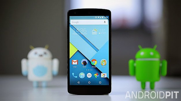 nexus 5 lollipop bugdroids